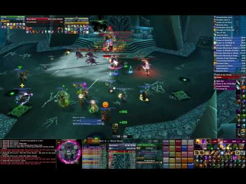 Guild Cuties Only Icecrown Citadel PTR 25 Normal Mode HQ Deathbringer Saurfang Fail