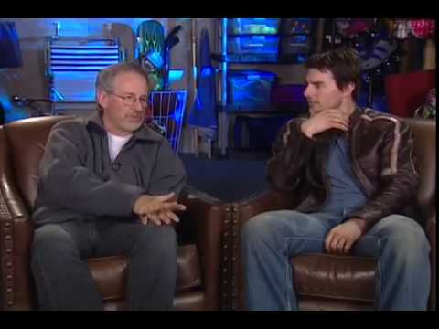War Of The Worlds - Q&A With Steven Spielberg And Tom Cruise