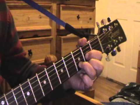 Bob the Builder How to play on guitar by Charlie Ward