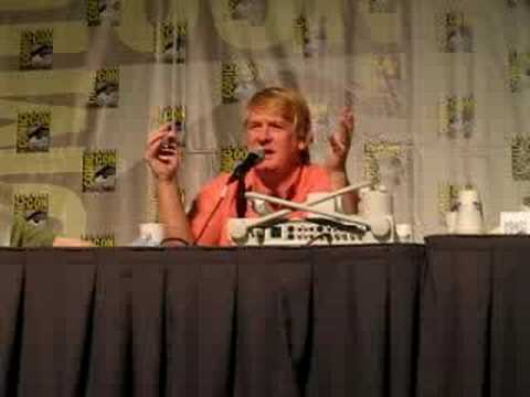 Comic Con 2005 - Cartoon Voices - EG Daily, Bill Farmer, B Video