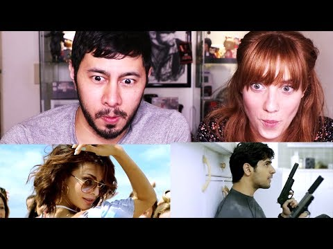 A GENTLEMAN   Sidharth Malhotra   Jacqueline Fernandez  Trailer Reaction w/ Megan Aimes!