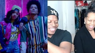 Download Lagu Mom Reacts to Bruno Mars - Finesse (Remix) - Feat. Cardi B (Official Video) Gratis STAFABAND