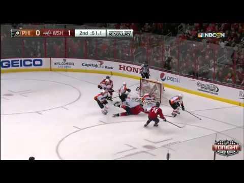 Game 44. Philadelphia Flyers vs Washington Capitals (14 january 2015)