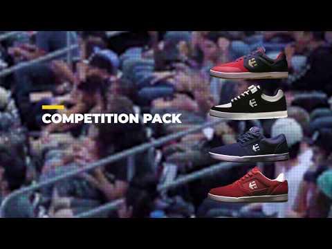Etnies Competition Pack (Feat: Ryan Sheckler, Chris Joslin & Matt Berger)