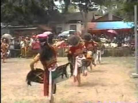 Festival Kuda Lumping Temanggung Di Pikatan Indah - 05.wmv video