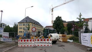 Brücke über Marienthaler Bach wird später fertig