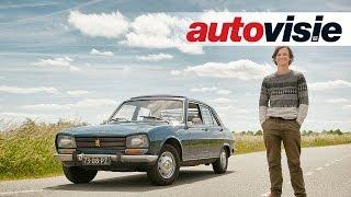Uw Garage: Peugeot 504 Ti - bouwjaar 1971 - by Autovisie TV