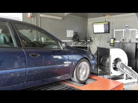 Renault Laguna I phase II 3.0 V6 hamownia dyno