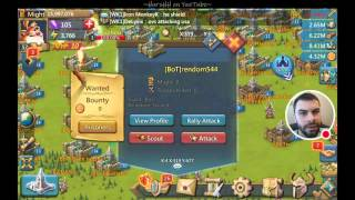 Lords Mobile: Defending USA