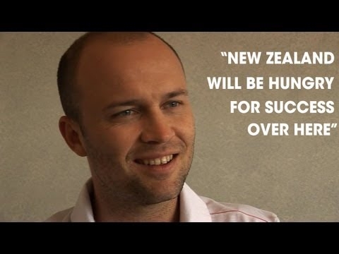 Jonathan Trott interview ahead of New Zealand series