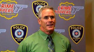 OKC Police: Man Officer Shot Had Metal Pipe