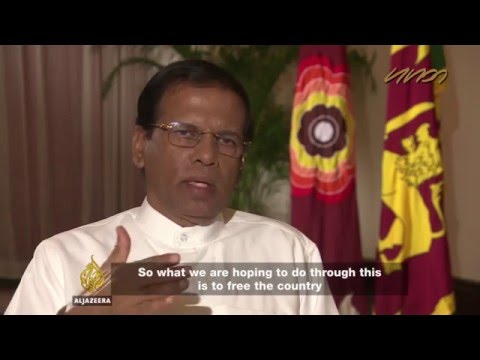 Sri Lanka President rejects a  Presidential commission report as 'not official'
