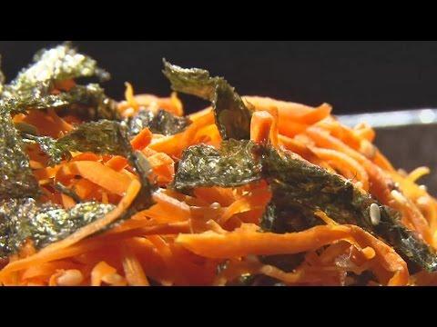 現代心素派-20150116 香積料理 - 五行拌菜、海苔紅蘿蔔 - 相招來吃素 - 羅東聯絡處心素食儀活動