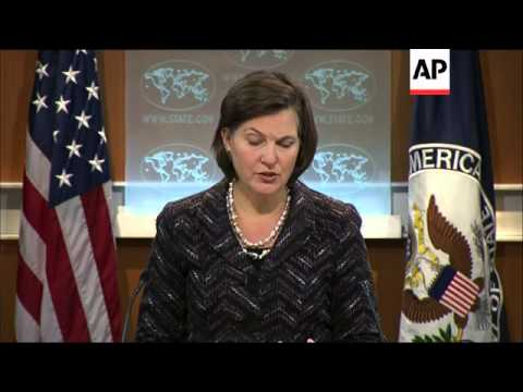 Nuland on Mali, Russians evacuated from Syria, South China Sea