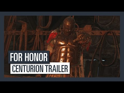 For Honor Shadow & Might - Centurion Trailer