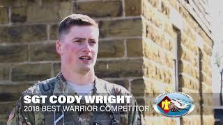 2018 Best Warrior Competition