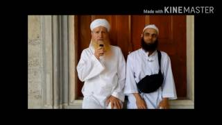 Blond converted to islam . Modern science . Blonde converti à l'islam . Science modern