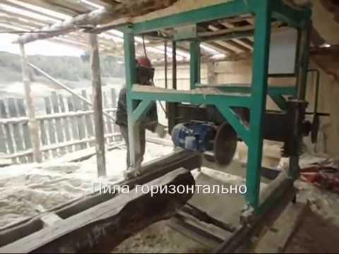Как сделать угловую пилораму