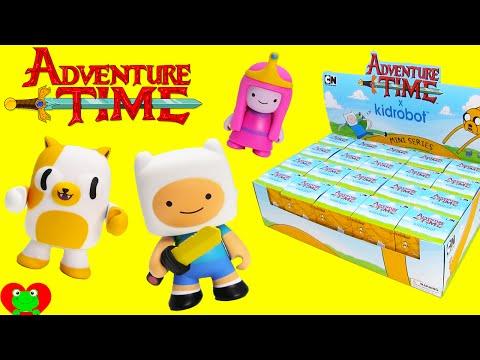 Adventure Time Kidrobot Mini Series with Ultra Rare Lich