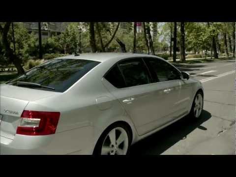 New Skoda Octavia III 2013 - all official videos