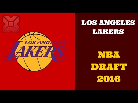 LOS ANGELES LAKERS   NBA DRAFT - Breaking News Today USA