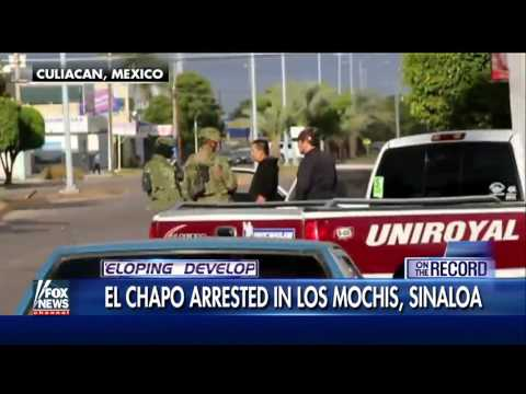 'El Chapo' recaptured - but for how long?