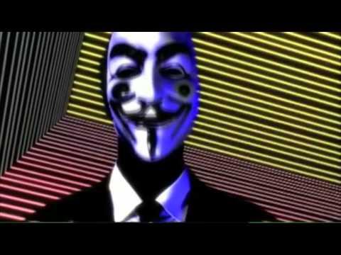 Anonymous Brasil - Mensagem a verdade & Edward Snowden