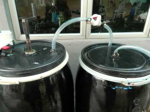[Video 2] Foodwaste Biogas Generator [University of Malaya] 2012