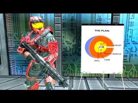 Red vs Blue Season 9 Episode 16