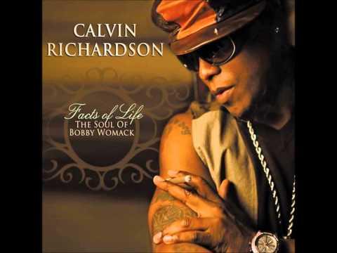 CALVIN RICHARDSON   WOMANS GOT TO HAVE IT