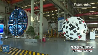 Chinese-made drilling machines bolster projects under B&R Initiative