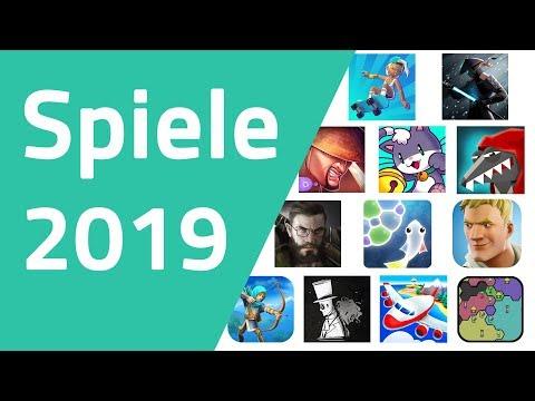 Die besten Spiele Apps für 2019 Android & iPhone