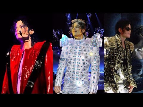 Michael Jackson: Outfits For This Is It