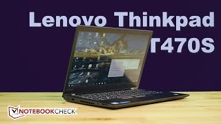 Lenovo Thinkpad T470s Review. Detailed. High end mobile 2017 laptop
