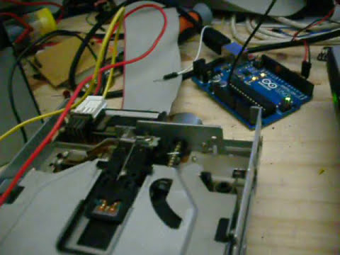 Test:  -real/fake floppy drive- for WinUAE (Amiga) Emulator (just sound making)