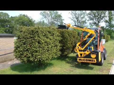 Holder C 250 Und M 480 Im Garten- Und Landschaftsbau