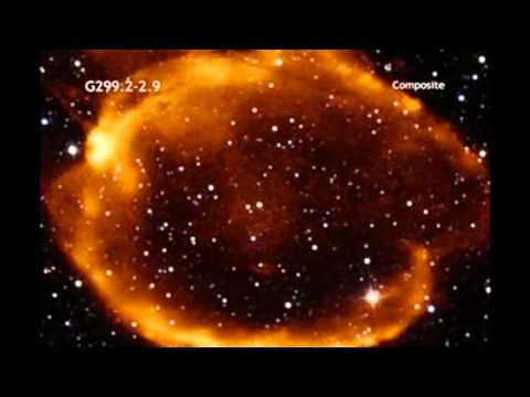 Universal Speedometer: Ancient Supernova Clocks the Cosmos