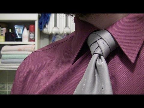 Szybka Lekcja Efektownego Wiązania Krawata. UPGRADE!