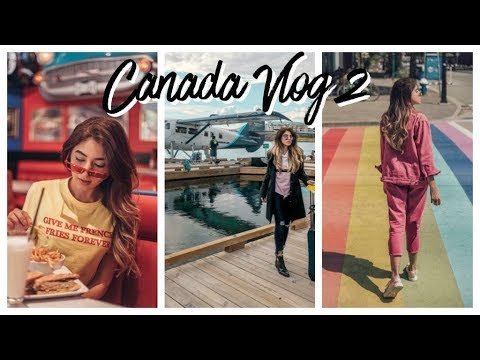 #SnobTravels to Canada | Vlog 2 | Aashna Shroff | Victoria and Vancouver