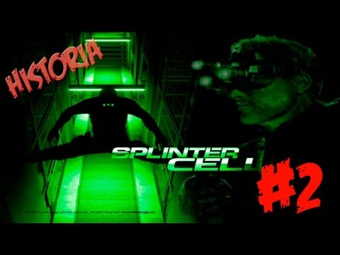Tom Clancy's Splinter Cell | Gameplay en Español | Capitulo 2