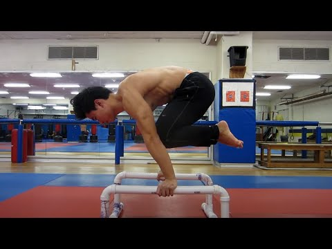 Fastest Way to Learn the Tuck Planche Tutorial (플란체 강좌)