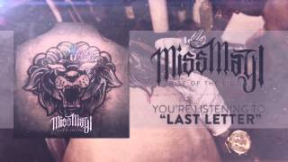 Miss May I - Last Letter