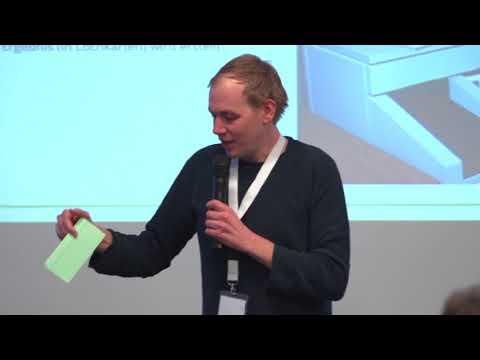 """OPEN! 2017 - Ulrich Zellbeck: """"Interaktion mit künstlicher Intelligenz"""""""