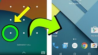 Remove Every Android Lock Screen without losing DATA !