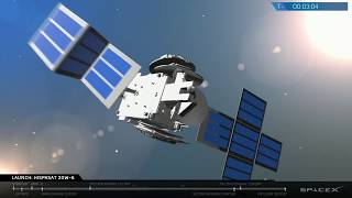 HISPASAT 30W-6 Mission