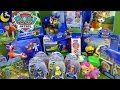 Sneak Peek at Growing Little Ones Paw Patrol Toys Jumbo Pups Tracker Rescue Set Mashems Weebles Toys