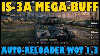 World of Tanks 1.3: IS-3A Auto-Reloader   Overpowered & Broken