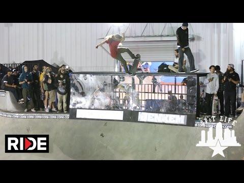 Tampa Pro 2017: Converse Concrete Jam – Cody Lockwood, Erick Winkowski, Charlie Blair – SPoT Life