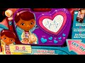DOC MCSTUFFINS ROCKIN DOC Sing Along Boombox TOY REVIEW mp3