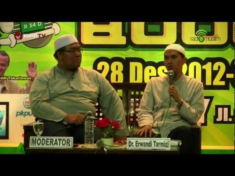 Ceramah Umum: Agar Perniagaan Anda Berkah - Ustadz Dr. Erwandi Tarmizi, M.A. (IBF Yogyakarta 2012)